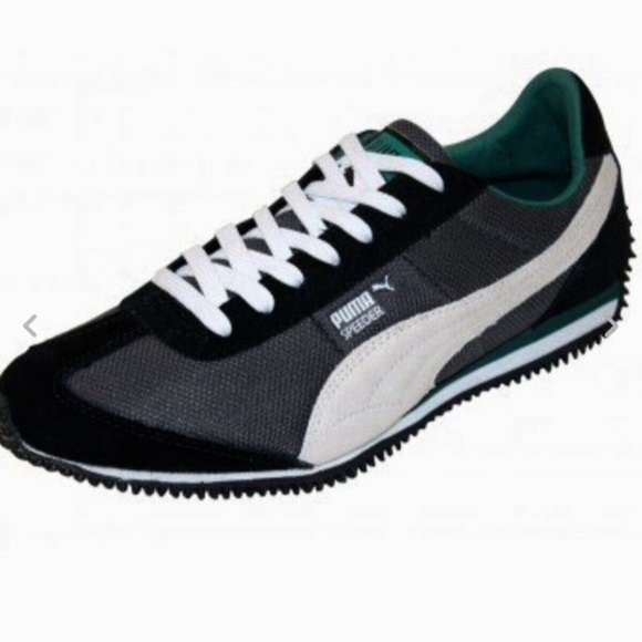 Puma speeder men's sneakers trainers size 10 NWT